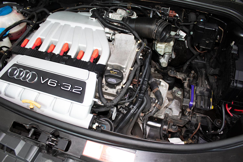 Getriebeölspülung Audi A3 DQ250