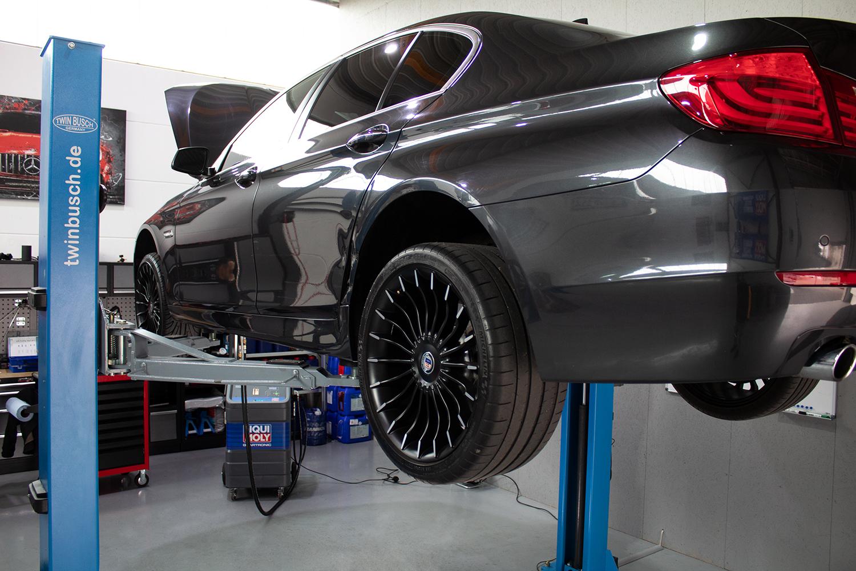 Getriebespülung 5er BMW